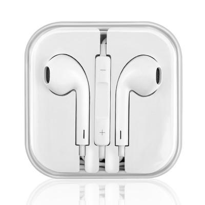 USAMS EP-22 IN-EAR VEZETÉKES HEADSET FEHÉR