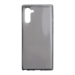 SAMSUNG GALAXY NOTE 10 N970 1,3MM TPU TOK FEKETE