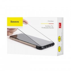 BASEUS CABLE FIXING (IPHONE X / XS) FEKETE