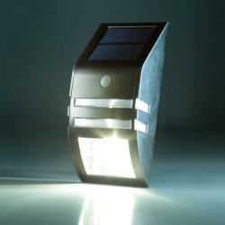 Fali mozgásérzékelős solar lámpa