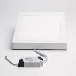 BrightSolutions 18W 3000K külső szerelésű négyzet alakú LED panel 1440LM